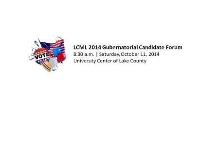 LCML Candidate Forum