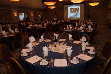 Thank you for a successful annual dinner