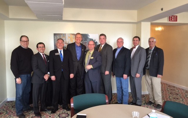 LCML Board Welcomes Governor Rauner