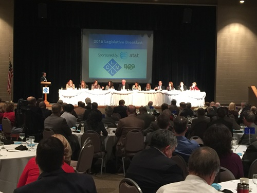 Thank you for attending the 2016 Legislative Breakfast