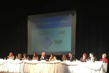 Thank you for attending the 2016 Legislative Breakfast